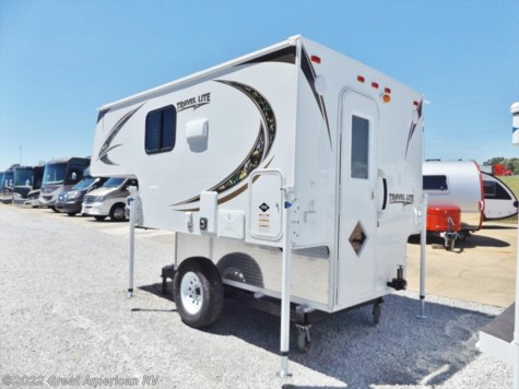 New 2018 Travel Lite Truck Campers 770RSL For Sale by Sherman RV Center available in Sherman, Mississippi