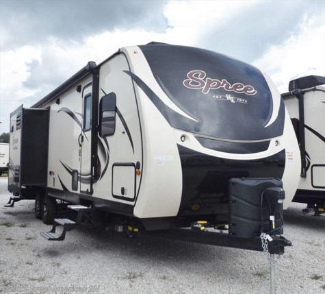 New 2018 K-Z SPREE 303RL For Sale by Sherman RV Center available in Sherman, Mississippi