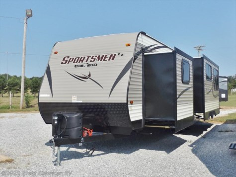 New 2018 K-Z Sportsmen SPORTSMEN LE 282BHLE For Sale by Sherman RV Center available in Sherman, Mississippi