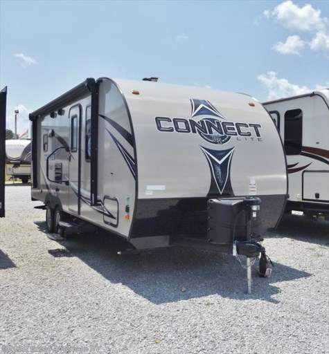 New 2018 K-Z Connect Lite CONNECT LITE 231RL For Sale by Sherman RV Center available in Sherman, Mississippi