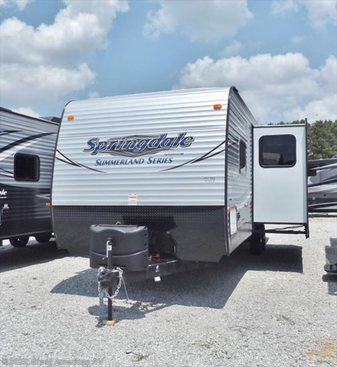 New 2018 Keystone Springdale SUMMERLAND 2820BH For Sale by Sherman RV Center available in Sherman, Mississippi