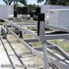 Tropic Trailer 2014 Scissor Pontoon  Boat Trailer by Rocket Trailers | Fort Myers, Florida