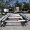 2015 Magic Tilt Float On Pontoon  - Boat Trailer Used  in Fort Myers FL For Sale by Tropic Trailer call 800-897-4430 today for more info.