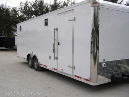 tropic trailer of florida trailers and parts 2017 continental cargo sunshine 8 5x24 race trailer car hauler new in ft myers