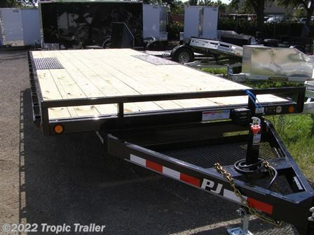 tropic trailer of florida trailers and parts Pj Trailer Wiring Diagram 2017 pj trailers 20' light duty deckover (l5) flatbed flat deck pj trailer wiring diagram