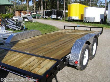 tropic trailer of florida trailers and parts 2017 pj trailers 16 car hauler c4 car hauler new in ft