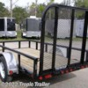 Tropic Trailer 2017 60x10 Channel Utility (U6)  Utility Trailer by PJ Trailers | Fort Myers, Florida