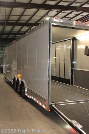 tropic trailer of florida trailers and parts aaa tropic trailer 2017 eliminator elg8544tta4 car hauler by cargo mate ft myers