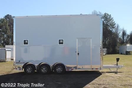 tropic trailer of florida trailers and parts new 2017 cargo mate stacker ela8520tta4 for by aaa tropic trailer available in ft