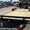 AAA-Tropic Trailer 2017 7x24 14K Equipment  Flatbed (Heavy Duty) by Triple Crown | Ft. Myers, Florida