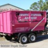 2016 U-Dump Tropic Disposal RENTS 16 Yard Dumpsters  - Dump (Heavy Duty) Used  in Fort Myers FL For Sale by Tropic Trailer call 800-897-4430 today for more info.