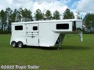 2017 Bee Trailers Bee Trailers 2 Horse Gooseneck Thoroughbred Classic Fort Myers, Florida
