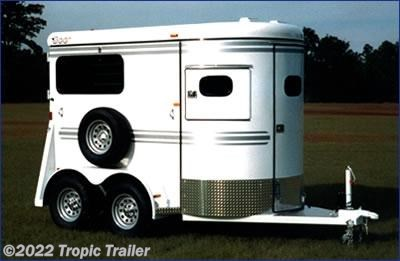 tropic trailer of florida trailers and parts on Fox Trailer Wiring Diagram for 2017 bee trailers 2 horse super bee walk thru horse trailer new in fort at Horse Trailer Electric Brake Wiring