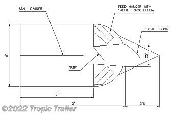 tropic trailer of florida trailers and parts on Fox Trailer Wiring Diagram for bee horse trailer wiring diagram #29 at Horse Trailer Electric Brake Wiring