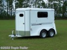 2017 Bee Trailers Bee Trailers 2-Horse Thoroughbred Special Fort Myers, Florida