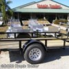 New 2017 Diamond C 6x10 Utility 48 Ramp Gate For Sale by Tropic Trailer available in Fort Myers, Florida