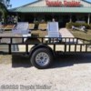 New 2017 Diamond C 77x12 Utility ATV Ramp Package For Sale by Tropic Trailer available in Fort Myers, Florida