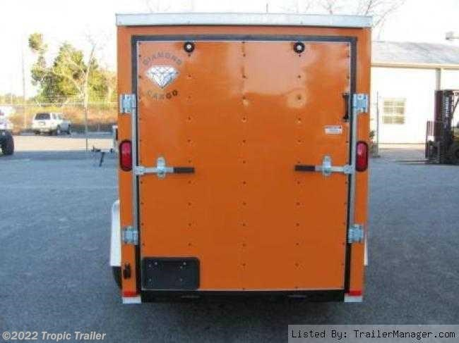 tropic trailer of florida trailers and parts aaa tropic trailer 2017 5x10 enclosed cargo trailer by diamond cargo ft myers