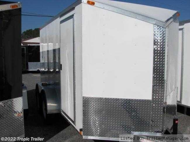 tropic trailer of florida trailers and parts aaa tropic trailer 2017 6x12 slant v nose cargo trailer by diamond cargo ft
