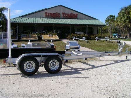 how to work a tilt boat trailer