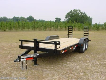 tropic trailer of florida trailers and parts 2017 anderson eq7166t