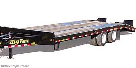 Flatbed/Flat Deck (Heavy Duty) Trailer - 2017 Big Tex 4XPH available New in Fort Myers, FL