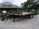 2015 Carry-On Trailer Corp Carry-On 8.5X20DODT14K Deck Over Fort Myers, Florida
