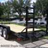 AAA-Tropic Trailer 2017 7x18 10K Equipment  Flatbed (Heavy Duty) by Triple Crown | Ft. Myers, Florida