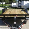 2017 Triple Crown 7x18 12K Equipment  - Flatbed (Heavy Duty) New  in Ft. Myers FL For Sale by AAA-Tropic Trailer call 800-897-4430 today for more info.