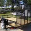 2017 Triple Crown 6x10 Utility  - Utility Trailer New  in Fort Myers FL For Sale by Tropic Trailer call 800-897-4430 today for more info.