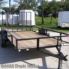 2018 Triple Crown 6x12 Utility  - Utility Trailer New  in Fort Myers FL For Sale by Tropic Trailer call 800-897-4430 today for more info.