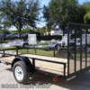 Tropic Trailer 2018 6x12 Utility  Utility Trailer by Triple Crown | Fort Myers, Florida