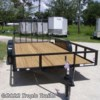 2018 Triple Crown 6x16 Tandem Utility  - Utility Trailer New  in Fort Myers FL For Sale by Tropic Trailer call 800-897-4430 today for more info.