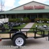 New 2018 Triple Crown 5x8 Utility For Sale by Tropic Trailer available in Fort Myers, Florida