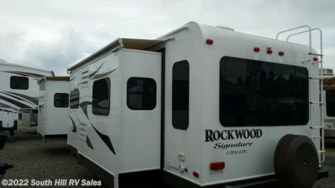 Travel Trailers For Sale Puyallup Wa >> #c3252 - 2014 Forest River Rockwood Signature Ultra Lite ...