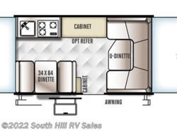 New 2016 Forest River Rockwood Freedom 2270 available in Puyallup, Washington
