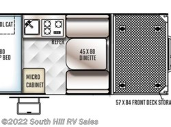 New 2016  Forest River Rockwood Hard Side A122TH by Forest River from South Hill RV Sales in Puyallup, WA