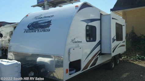 Travel Trailers For Sale Puyallup Wa >> #3432A - 2013 Coachmen Freedom Express 237 RBS for sale in Puyallup WA
