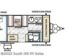 New 2017  Forest River Rockwood Hard Side A214HW by Forest River from South Hill RV Sales in Puyallup, WA