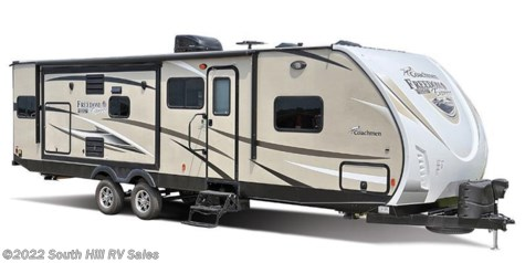 Stock Image for 2017 Coachmen Freedom Express 321FEDSLE (options and colors may vary)