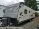 2016 Keystone Hideout 24BHWE - Used Travel Trailer For Sale by South Hill RV Sales in Puyallup, Washington