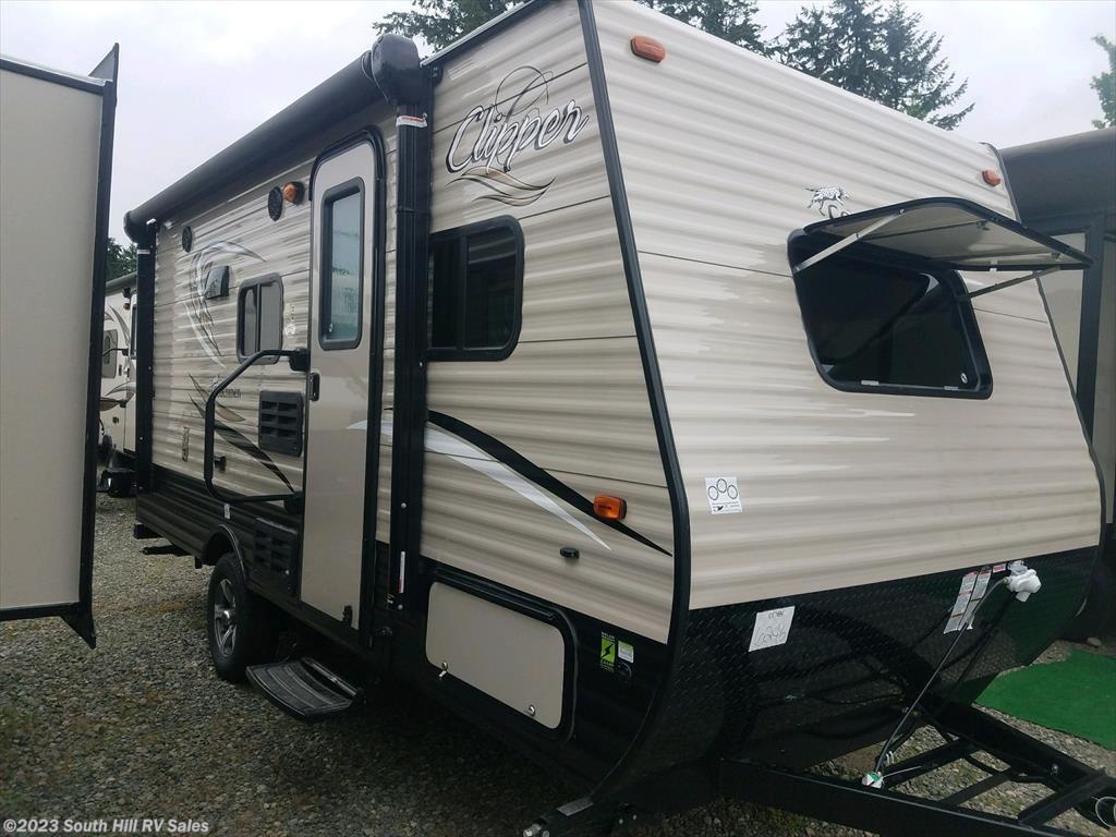 Travel Trailers For Sale Puyallup Wa >> 4176 2018 Coachmen Clipper 17bh For Sale In Puyallup Wa