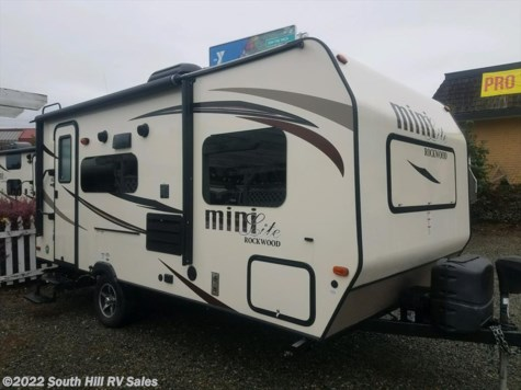 2017 Forest River Rockwood Mini Lite  1909S