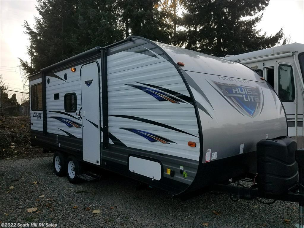 Travel Trailers For Sale Puyallup Wa >> 3963 2017 Forest River Salem Cruise Lite 207ruxl For Sale In