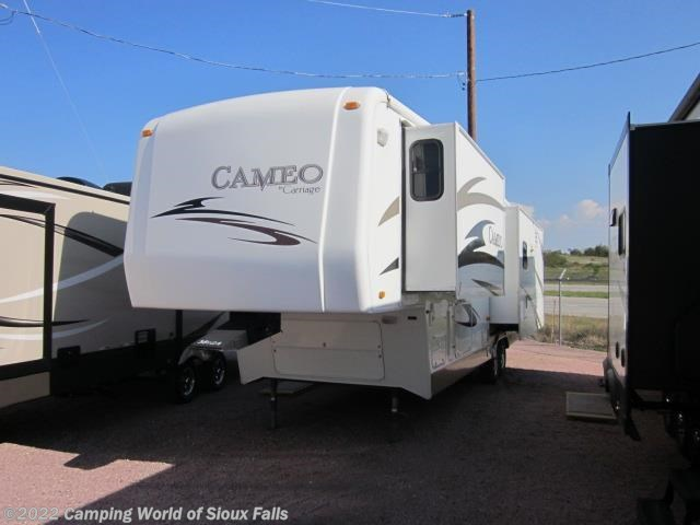 2008 Carriage Rv Cameo 35fs For Sale In Sioux Falls Sd