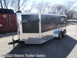 2014 Haulmark  7x14 Enclosed Motorcycle Hauler