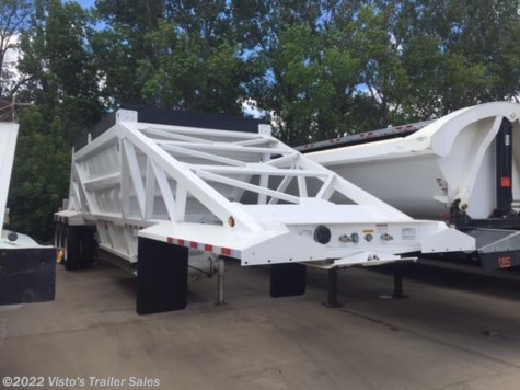New 2017 Manac 42' Bottom Dump For Sale by Visto's Trailer Sales available in West Fargo, North Dakota