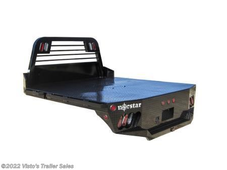 2017 Norstar SR-Diamond Plate Rails  Truck Bed