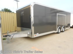 2017 ATC  Quest 8.5x24 CH305 Package Car Hauler