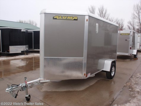 2018 Aluma  AE 6X10 Enclosed